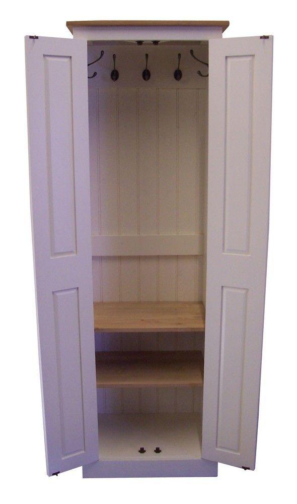 Hall Coat & Shoe Storage Cupboard