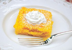 2 Ingredient Lemon Bars | RecipeLion.com