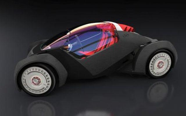 Strati, la prima automobile costruita completamente con la stampa 3D #strati #automobile #stampa3d
