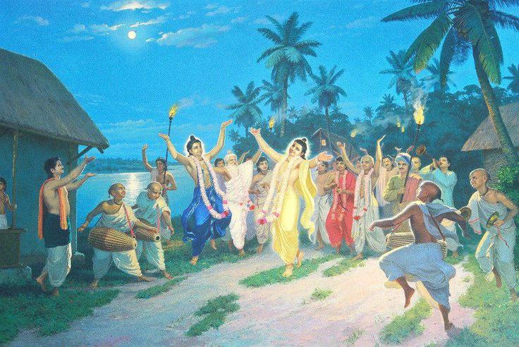 Chaitanya Print # 40