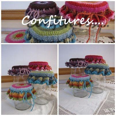Jar covers
