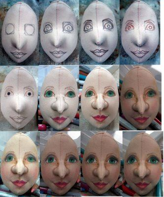 novas blossoms, nice examples of soft doll faces and other inspirational blog entries