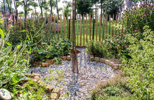 Heimgemacht: Kräutergarten-Pflanzpläne