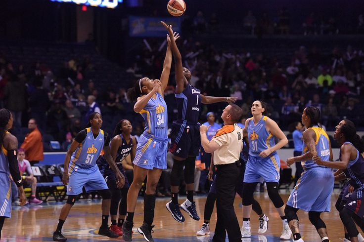 2017 Opening Night Sights of the Game - Chicago Sky