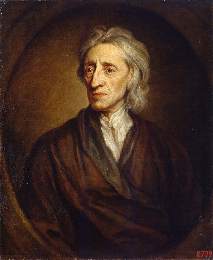 """Government has no other end, but the preservation of property."" – John Locke"