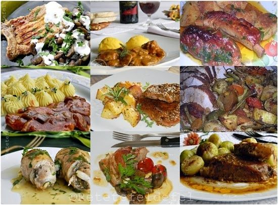 Retete cu carne de porc http://iulianaflorentina.blogspot.it/2014/10/retete-cu-carne-de-porc.html
