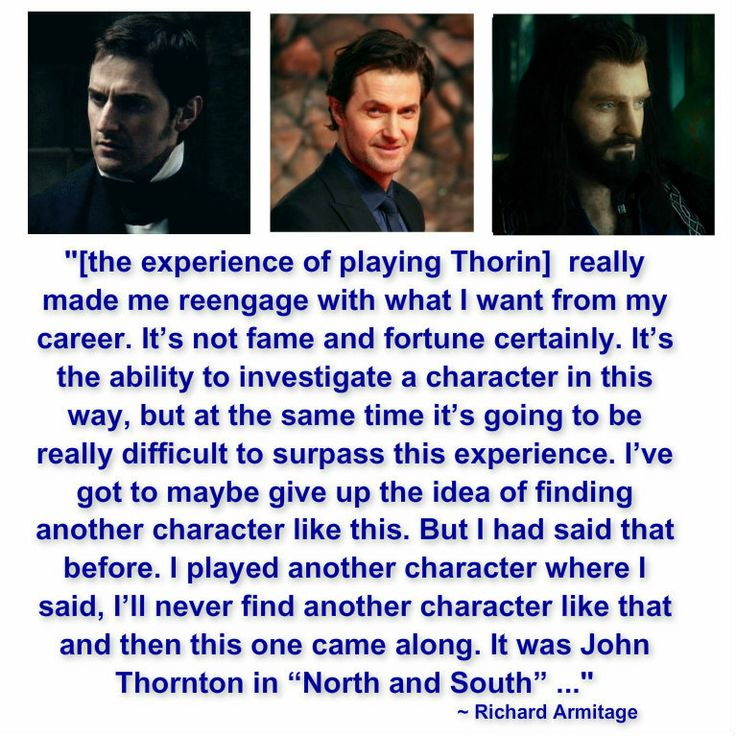 We are waiting for the next one ♥ http://herocomplex.latimes.com/movies/hobbit-desolation-of-smaug-richard-armitage-on-thorins-madness/#/59