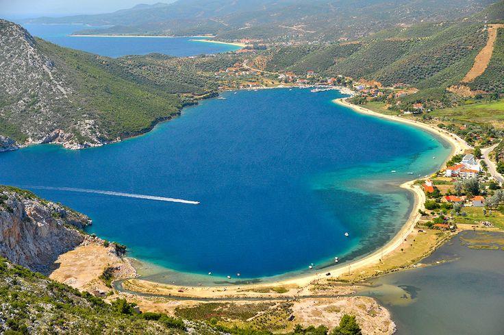 Sea View Suite - Thalassokipos - Ξενοδοχείο στη Βουρβουρού Χαλκιδικής