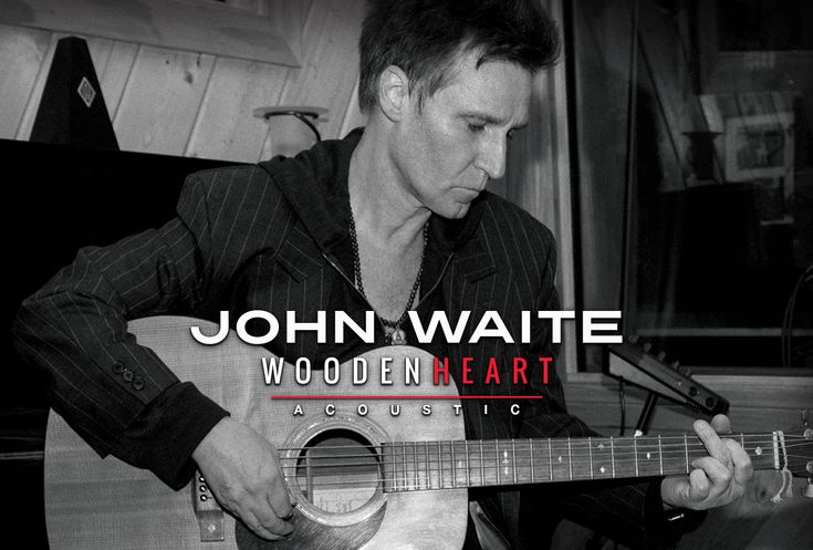 The official web site of vocalist, musician and songwriter, John Waite.