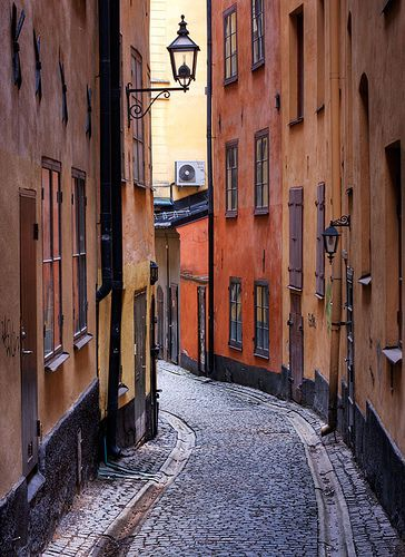 ~Stockholm - Old Town   Flickr - Photo Sharing!