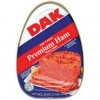 DAK canned ham, 16oz , 6 per purchase, Shipping Included  Buy For: $65.00