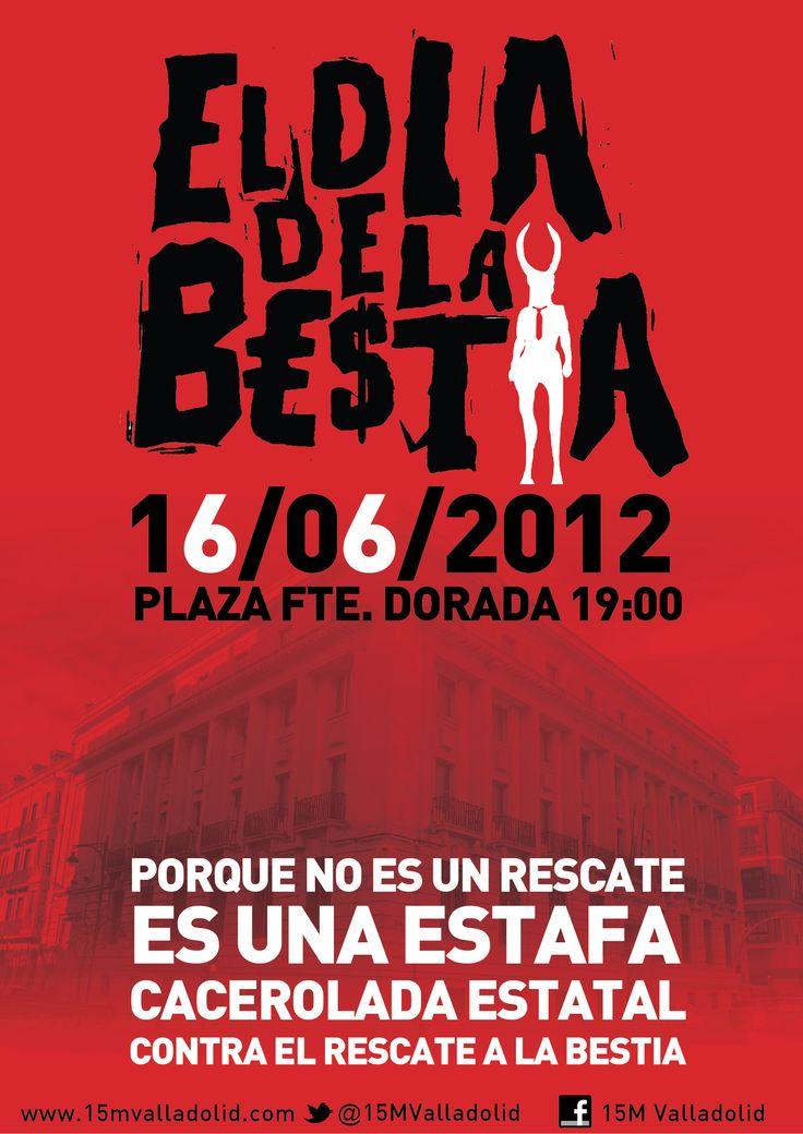El día de la Bestia (Valladolid)