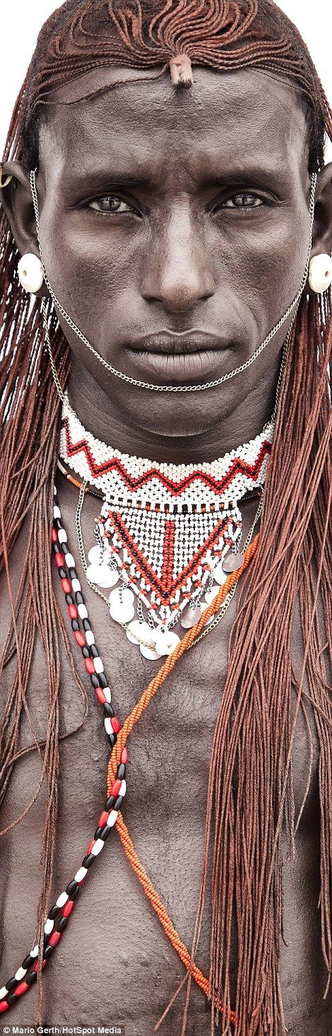 Samburu society is a gentocracy, meaning older people are given the highest social status, and men often remain unmarried until they reach their 30s