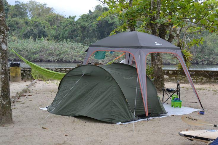 Veja algumas dicas para seu primeiro acampamento não ter perrengues. Aprenda a testar seus equipamentos e montar uma checklist de viagem.