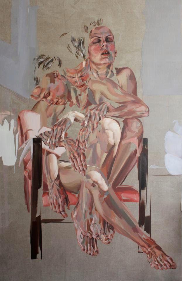Sara Morais, 1990. Lisbon. Currently MA in Painting- Faculdade de Belas-Artes, Lisbon University