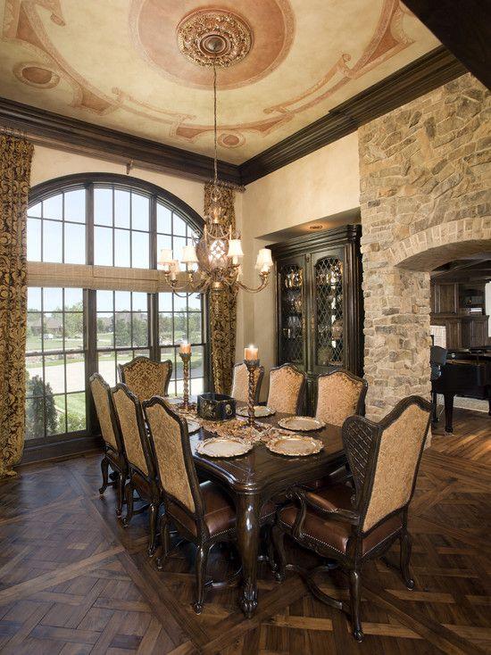 die besten 25+ traditional dining room paint ideen auf pinterest, Esszimmer dekoo