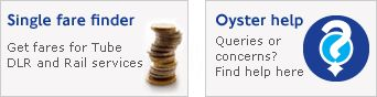 Oyster online - Transport for London - Buy or top up your Oyster card