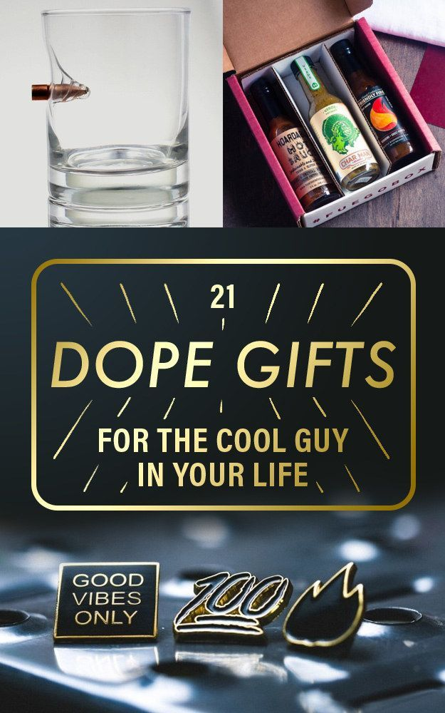 21 Cool And Affordable Gifts For The Guy In Your Life You Actually Like