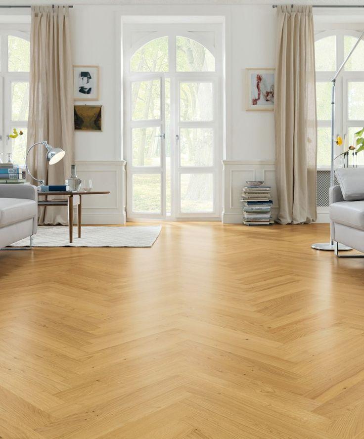 174 best Wood floor images on Pinterest Bamboo floor, Engineered - wand laminat küche