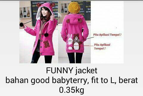 #funny #jacket @ 115.000