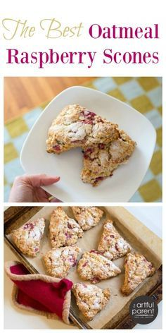 raspberry oatmeal scones recipe for the best raspberry oatmeal scones ...