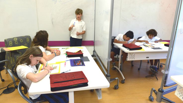 GReat article on changing learning behaviour in the classroom by changing the learning space