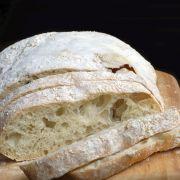 Klassieke Italiaanse ciabatta (Recipe in Dutch)