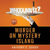 I just finished listening to Whodunnit?: Murder on Mystery Island (Unabridged) by Anthony E. Zuiker, narrated by Gildart Jackson on my #AudibleApp. https://www.audible.com/pd?asin=B00EIRF9MK&source_code=AFAORWS04241590G4