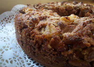 Le Pétrin - Gâteau aux Pommes Spécial & Amandes Caramélisées »