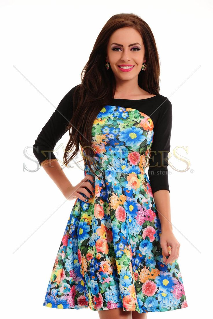 StarShinerS Freshness Blue Dress