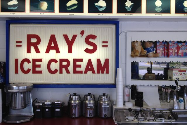 Ray's Ice Cream, Royal Oak, Michigan