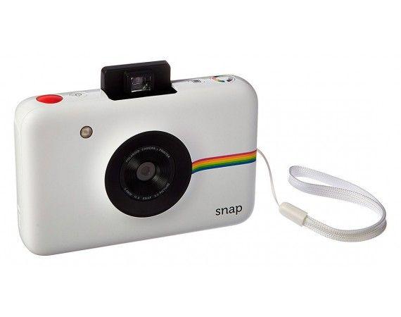 La primera Snap aúna lo mejor de los dos mundos: una cámara instantánea y digital  ✓ Garantía oficial española ✓ Envío gratis ✓ Mejor precio