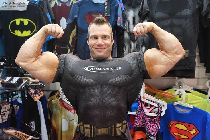 Peter Molnar The Frezzer #teamVitaminCenter #RW16 #riminiwellness #fitness #bodybuilding #italia