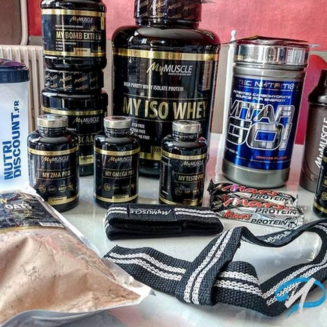 MYMUSCLE MY ISO WHEY PRO