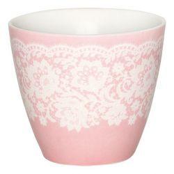 Green Gate / Latte cup Liva pink