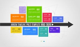 Arrow Timeline - Prezi Template