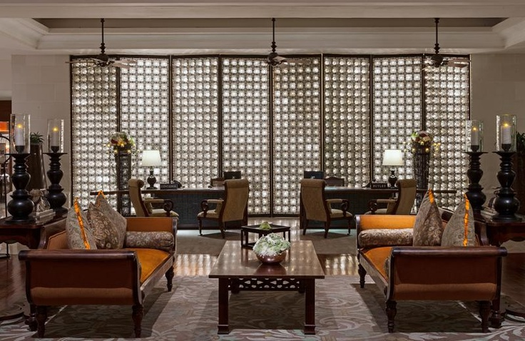 Concierge Desk at St. Regis Bali