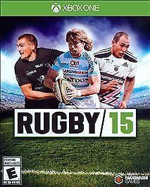cool Rugby 15 (Microsoft Xbox One 2015) New Factory Sealed - For Sale