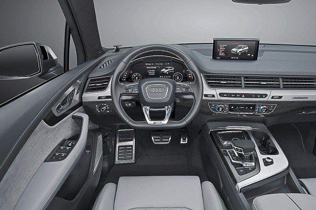 2019 Audi Q7 Rs Interior Audi Q7 Interior Audi Q7 Audi