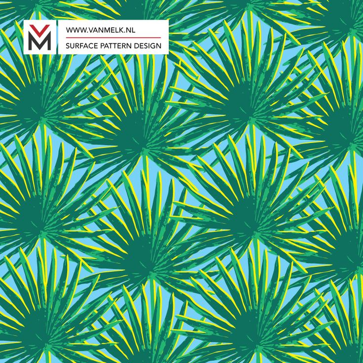 Palm leaf surface pattern design, tropical, wallpaper, textile design, wrapping