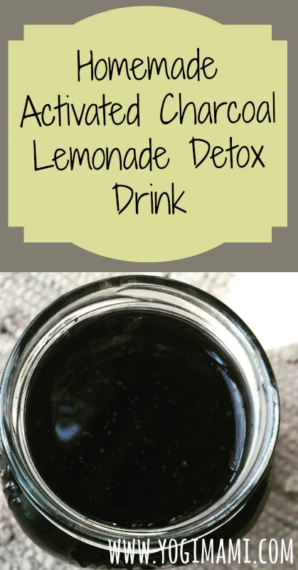 Activated Charcoal Lemonade is a new popular favorite on the detox scene. Here is my homemade version that is easy to make and costs just pennies!