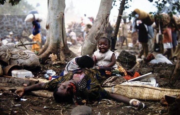 Rwanda Genocide, 1994.
