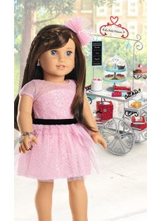 American Girl Doll: Grace Thomas Giveaway