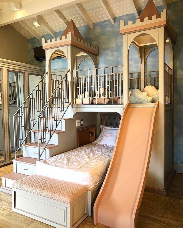 43 Cool Bedroom Ideas Kid Room Decor Dream Rooms Girl Bedroom