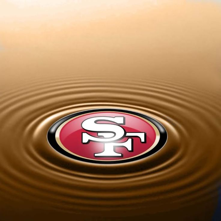 San Francisco 49ers. SF. Wallpaper. Equipo de fútbol