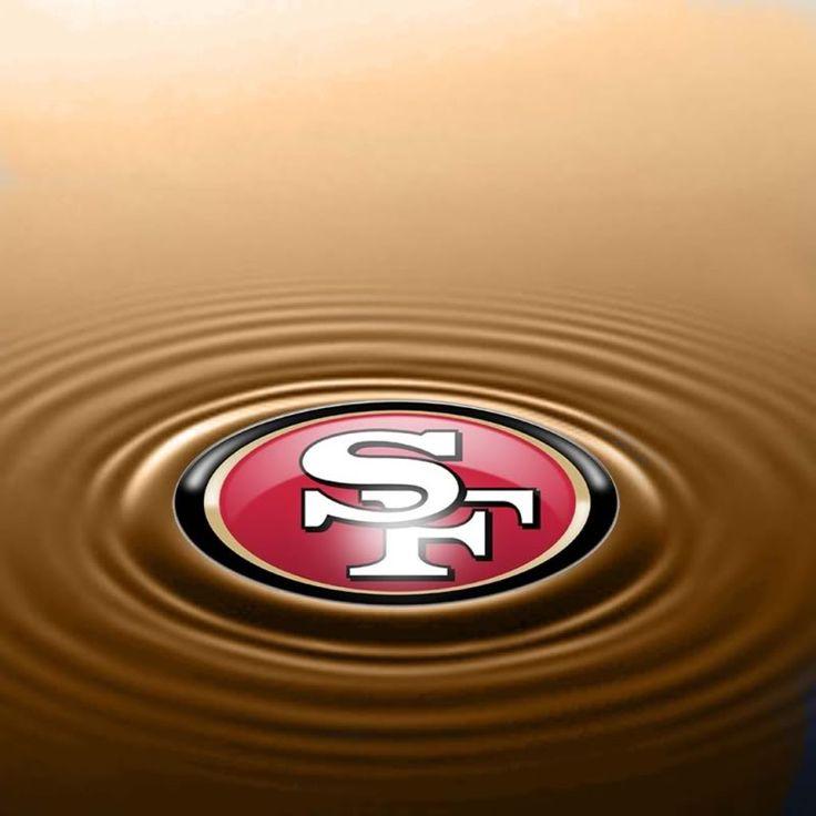 San Francisco 49ers. SF. Wallpaper. | San Francisco 49ers. Equipo de Fútbol Americano ...
