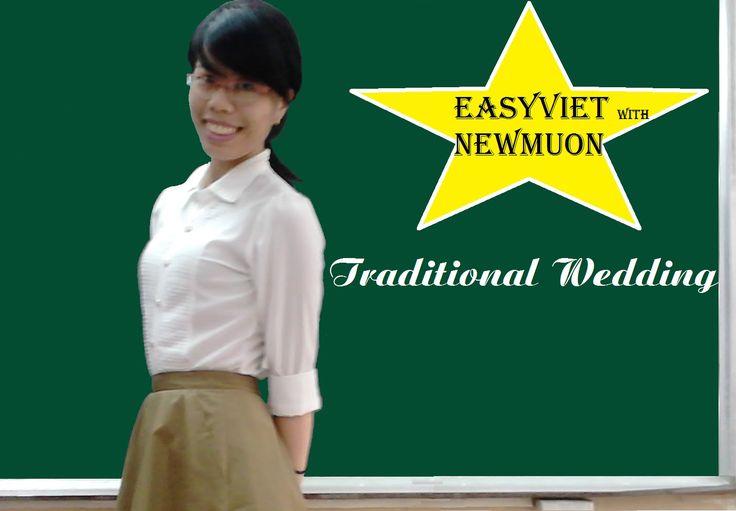 Learn Vietnamese language: Vietnamese Traditional Wedding: Apprendre le ...