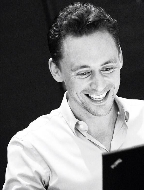 """""""I don't think anyone, until their soul leaves their body, is past the point of no return."""" - Tom Hiddleston"""