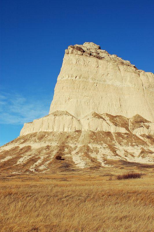 Scottsbluff, Nebraska...national monument...DID IT!!