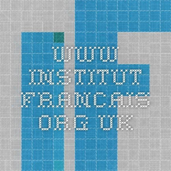 www.institut-francais.org.uk